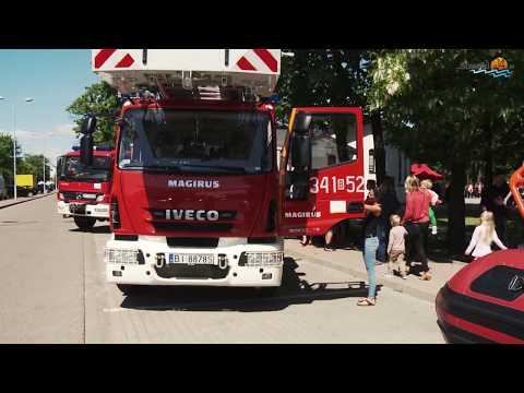 Dzień Strażaka w Suwałkach. Zawsze pierwsi na miejscach zdarzeń