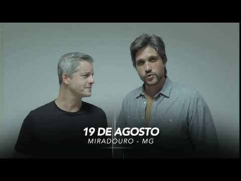 Chamada do Vitor e Leo em Miradouro - Portal Miradouro