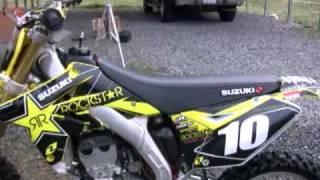 8. 2009 RMZ 250