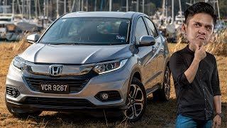 FIRST DRIVE: 2019 Honda HR-V Hybrid - RM120,800