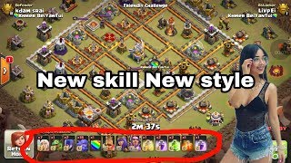 Video 7 Healer 😵😵New style new skills, watch and learn this style, you will get 3 star soon MP3, 3GP, MP4, WEBM, AVI, FLV Agustus 2017