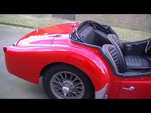 tr3 - Interested in this car? Please visit http://www.erclassics.com -------------------------------------------------------- Triumph TR3 Small mouth 1957 body off...