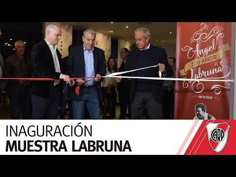 Exposición Centenario Labruna