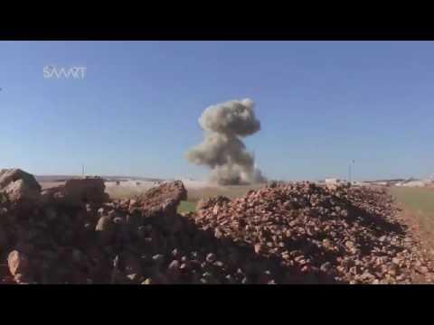Турецкий Lеораrd 2А4 в битве за Аль баб - DomaVideo.Ru
