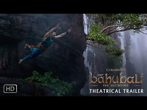 Baahubali - The Beginning | Theatrical Trailer | India's Biggest Motion Picture