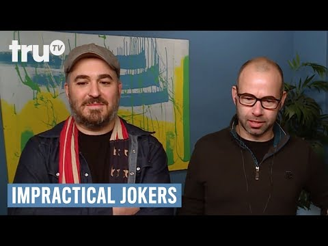 Impractical Jokers - Sal Catches Shade | Trutv