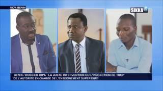 THEME: BENIN/DOSSIER OIPA: LA JUSTE INTERVENTION OU L'INJONCTION DE TROP DE L'AUTORITE EN CHARGE DE...