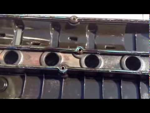 Replacing a 2001 ford focus valve cover gasket