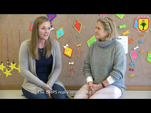 DHPS Alumni Spotlight: Gesche & Nadja Roxin