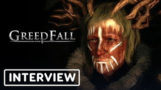 Greedfall's Dev Explains Factions, Companions and RPG Mechanics by IGN