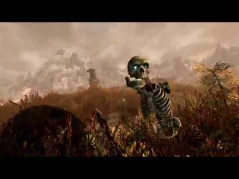 The Elder Scrolls V: Skyrim VR Reveal Trailer - E3 2017: Sony Conference