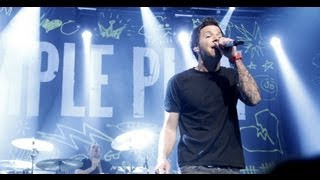 Simple Plan - Rio 17-10-12 Get Your Heart On Tour Video