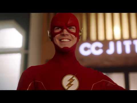 The Flash Season 6 Episode 10 (Marathon) in English