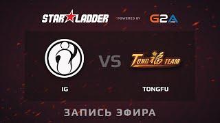 IG vs TongFu, game 2