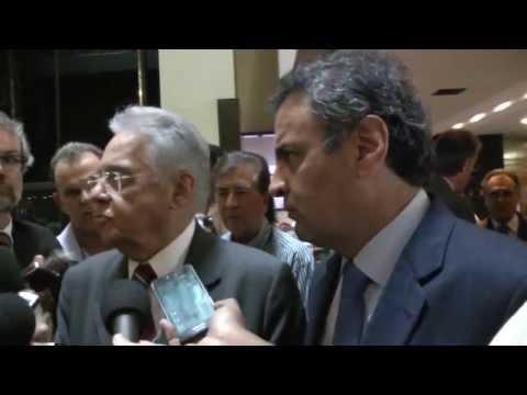 FHC afirma que o povo está cansado do governo PT