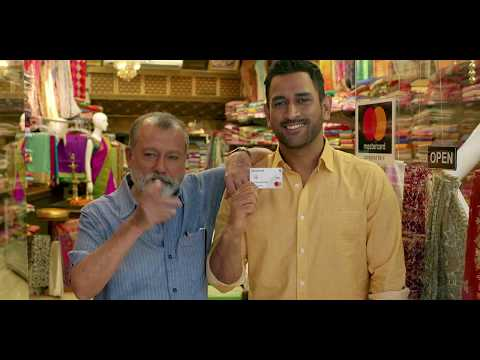 Make shopping simple with your Mastercard Debit Card