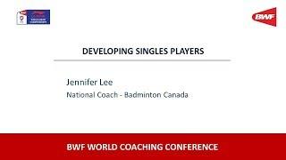 Video Jennifer Lee   Developing Singles Players MP3, 3GP, MP4, WEBM, AVI, FLV Maret 2019