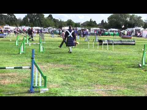Mandy and Quiz at Adams show G5 Jumping August 2015