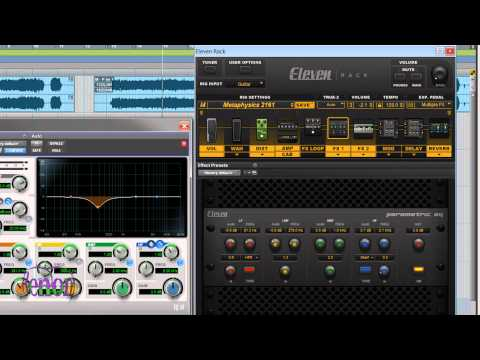Eleven Rack – Dial Out The Mud With The Parametric EQ
