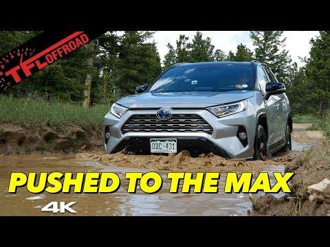 2019 Toyota RAV4 vs 2019 Honda CR-V – Crash tests - Thời lượng: 5 phút và 17 giây.