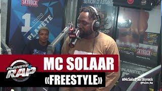 Freestyle Mc Solaar, Zoxea, Black Jack Démocrates D & Galaburdy #PlanèteRap