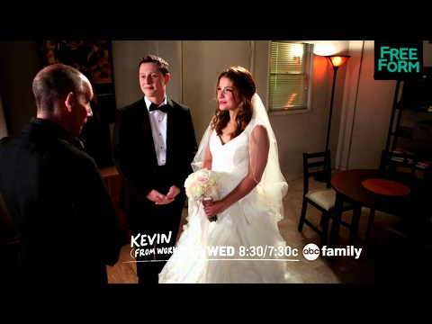 Kevin From Work 1x05 Preview  | Freeform