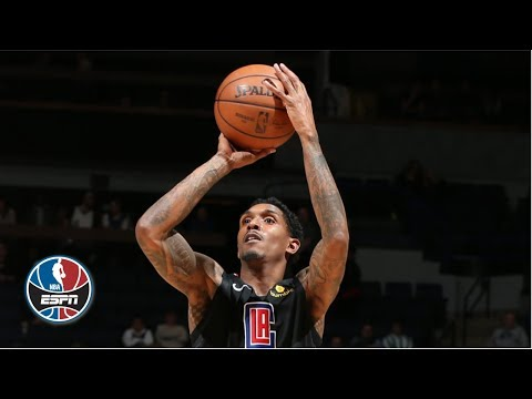 Video: Lou Williams' 45 points not enough for Clippers in loss to Timberwolves | NBA Highlights
