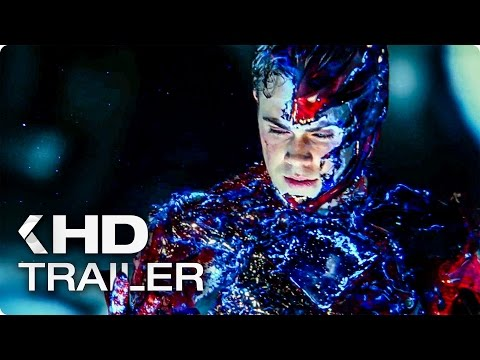 power rangers - trailer ufficiale del 2017