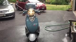 9. Scooter: 2009 Genuine Buddy - St. Tropez 150 - For Sale