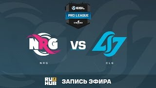 NRG vs. CLG - ESL Pro League S5 - de_inferno [flife, sleepsomewhile]