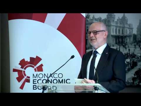 Reportage Assemblée Générale du Monaco Economic Board