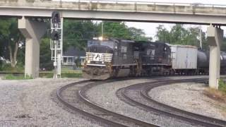 Bellevue (OH) United States  city photos gallery : A Busy Morning in Bellevue, Ohio, Part 1. July 1st, 2016.