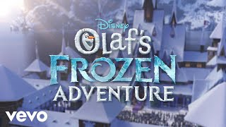 """Video When We're Together (From """"Olaf's Frozen Adventure""""/Official Lyric Video) MP3, 3GP, MP4, WEBM, AVI, FLV Juli 2018"""