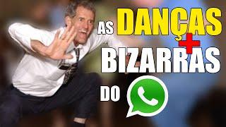 Melhores Danças Engraçadas Bizarras para Rir Internet - Video WhatsApp