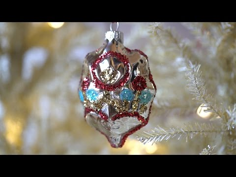 The Mesmerizing Process of Making Christmas Ornaments