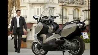 8. BMW C650gt Review
