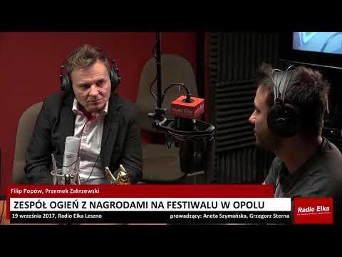 Wideo1: Zespół Ogień z Kościana, laureaci m.in. Nagrody Publiczności 54. KFPP Opole 2017