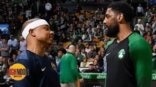 The Celtics weren't going to win a championship with Isaiah Thomas – Bomani Jones | High Noon