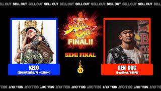 KELO vs GEN ROC – SELL OUT 2019 FINAL / SEMI FINAL