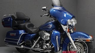 7. 2006  HARLEY DAVIDSON  FLHTCUI ELECTRA GLIDE ULTRA CLASSIC   - National Powersports Distributors