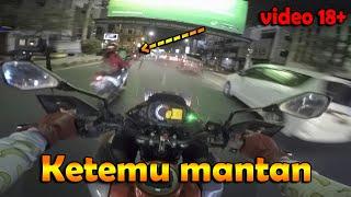 Video Lagi riding sama nceng eh ketemu mantan.apeeess ~~ MP3, 3GP, MP4, WEBM, AVI, FLV Januari 2019