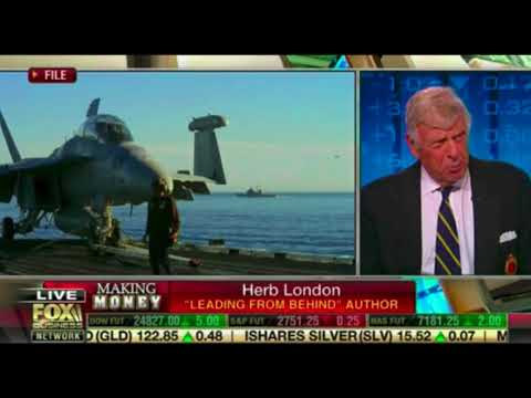 Dr. Herb London discusses tariffs and China on Making Money with Charles Payne