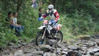 6. Enduro 2009 Guy Giroux - BMW G450X