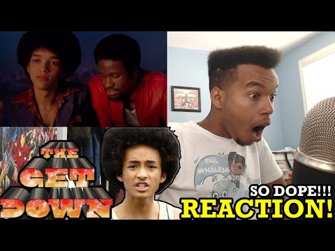 """The Get Down Season 1 Episode 1 """"Where There Is Ruin There Is Hope for a Treasure"""" REACTION!"""