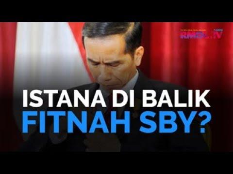 Istana Di Balik Fitnah SBY?