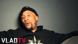 Lord Jamar: I'm Worried for DMX, Not Chris Brown