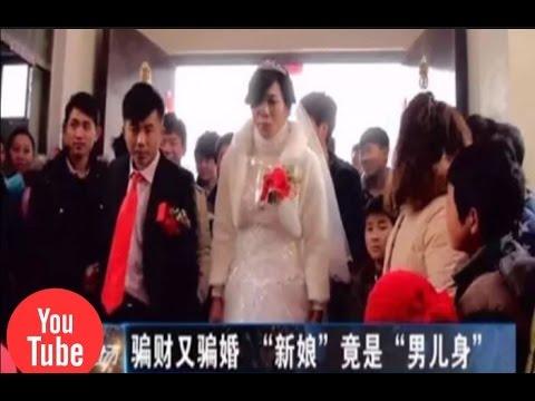 Chú rể gặp sự cố khi đang làm lễ cưới