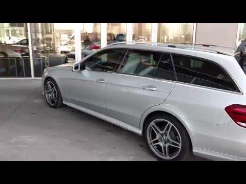 Mercedes-Benz 2014 E350 Wagon Sport AWD EA994405 | Mercedes-Benz of Lindon