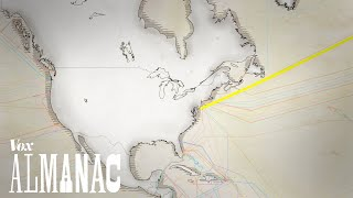 Download Youtube: Thin underwater cables hold the internet. See a map of them all.