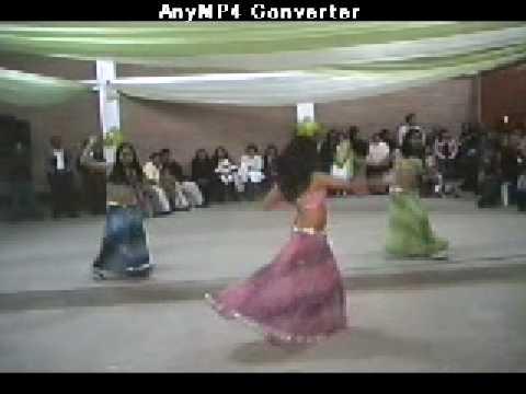 Aaja Nachle-Jadoo Humeesha! - Coreografia Indu - Madhuri and Vaibhavi